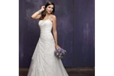 Ella Rosa Wedding Dresses - Style BE207
