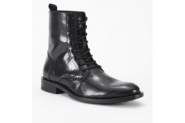 Cross Walk Polished-Leather Boot