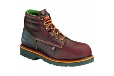 Thorogood 6in Plain Toe Safety Toe