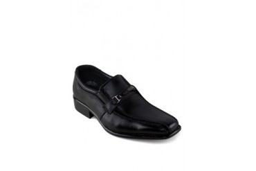 Albertini Slip On Dress Shoes With Buckle