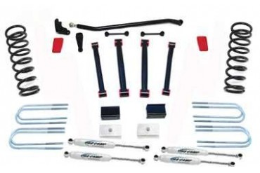 Pro Comp Suspension 6 Inch Lift Kit with ES9000 Shocks K2081B Complete Suspension Systems and Lift Kits