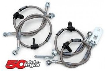 Russell Performance Street Legal Brake Line Assembly 695920 Brake Hose
