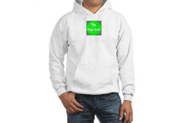 Pogo Hooded Sweatshirt by CafePress