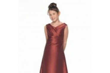 Bella Junior Bridesmaid Dresses - Style JM4319