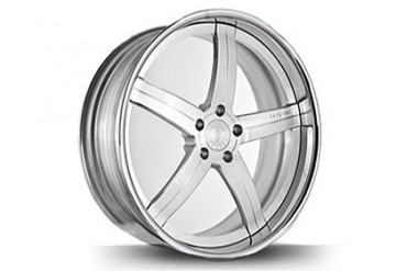 D2FORGED FMS02 Forged 3-Piece Wheel 24 Inch
