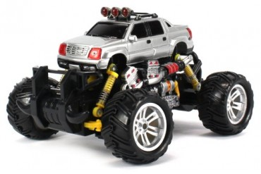 Cadillac Escalade EXT RC Off-Road Monster Truck 1 18 Scale