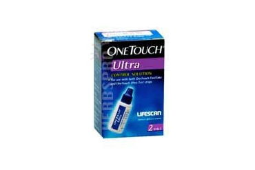 Onetouch Ultra Control Solution 2 units