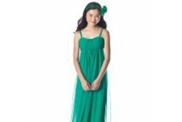 "Dessy ""In Stock"" Junior Bridesmaid Dress - Style JR835"