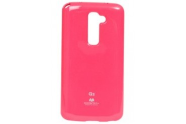 Jelly Case LG2 [Hot Pink]