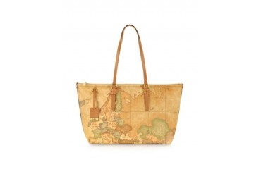 1a Prima Classe - Geo Printed Large 'Contemporary' Tote