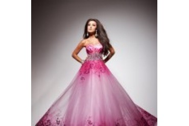 "Tony B ""In Stock"" Pink Dress - Style 2351301"