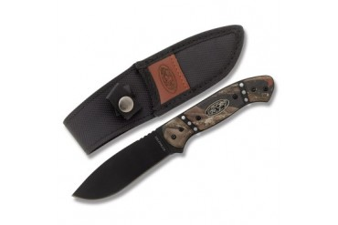 KutMaster Lost Camo Drop Point Hunter