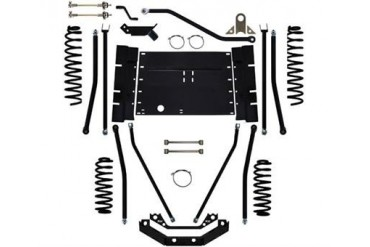 Rock Krawler 5.5 Inch Triple Threat Long Arm Lift Kit LJ60001 Complete Suspension Systems and Lift Kits