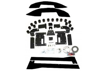 Performance Accessories 5 Inch Premium Lift Kit PLS607 Suspension Leveling Kits