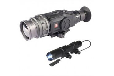 Thor Thermal Weapon Sights With Free Javelin Flashlight - Thor320-3x 320x240 30hz W/ Flashlight