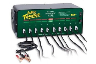 Deltran Battery Tender 10-Bank Charger  021-0134 Battery Charger