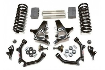 California Super Trucks 7 Inch Spindle Lift Kit with Rear Blocks CSK-C23-29 Complete Suspension Systems and Lift Kits