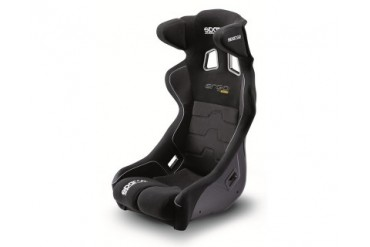 Sparco Black ERGO Large Competition Racing Seat