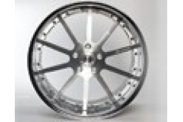D2FORGED VS5 Forged 3-Piece Wheel 20 Inch