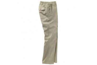 Men's Concealed Carry Chino Pants - Concealed Carry Chino Khaki-W42-L36