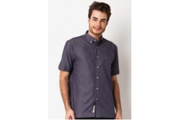 Salt n Pepper Pocket Shirt