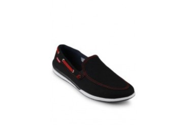 Andretelli Walker Black Casual Shoes