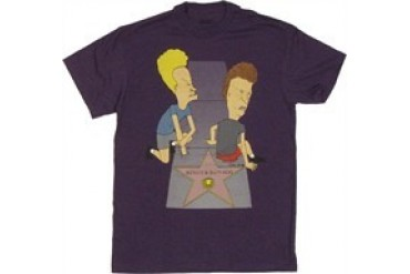 Beavis and Butthead Hollywood Star Hijinks T-Shirt