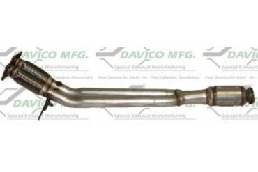 2002-2004 Volvo S80 Catalytic Converter Davico Volvo Catalytic Converter 18357 02 03 04
