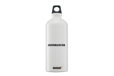 Axinomancer Magic Sigg Water Bottle 0.6L by CafePress