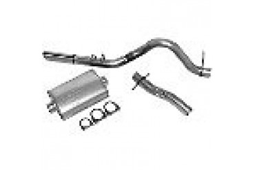 2001-2003 Dodge Durango Exhaust System Dynomax Dodge Exhaust System 19319
