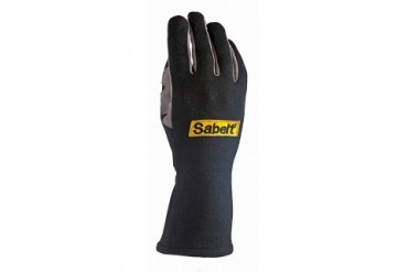 Sabelt Racing Pilot Gloves Nomex Series FG-100 Black M