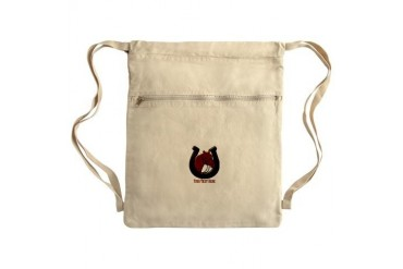 Sack Pack Horse Cinch Sack by CafePress