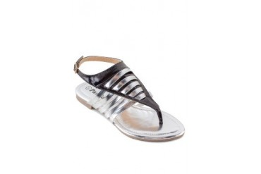 Passion Strappy Metallic Sandals