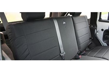 Trek Armor Rear Split Bench Seat Cover TAJKSC2013R4BG Seat Cover
