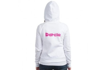 Darcie Cute Jr. Hoodie by CafePress