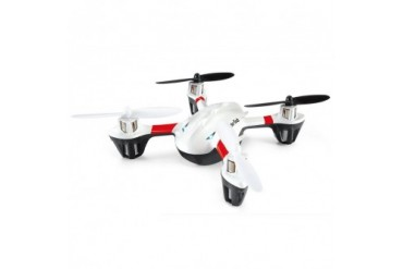 WonderTech W200 Gemini 2.4 GHZ 6 Axis Gyro Drone Without Camera - White