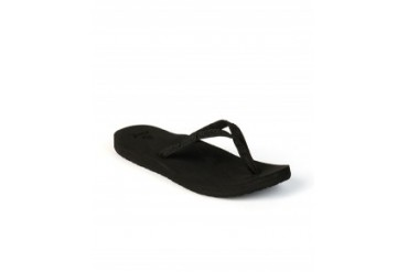Reef 'Ginger' Flip Flops Black, 9