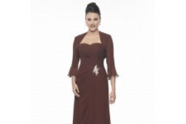 Bella Intermezzo Mothers Dresses - Style MB2056