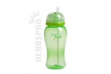 Twist 'N Pop Straw Cup GreenGreen 14 oz(case of 4)