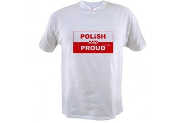 Polish and Proud T-shirts. Po Value T-shirt