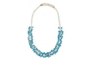 Ottilie Glass Beaded Necklace