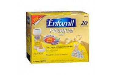 Enfamil Premium Infant Formula Nursette Ready To Feed With Iron6 X 2 oz