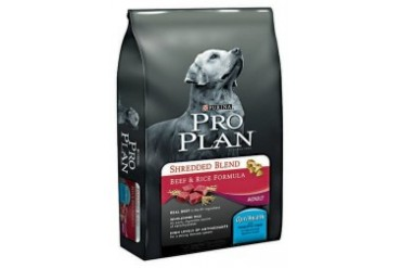 Purina 038100130570 Pplan Shred B amp R Dogfd6#