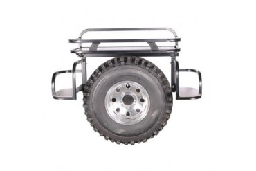 PUREJEEP Small Basket/Side Platform Cargo Package JC4-P Rear Bumpers