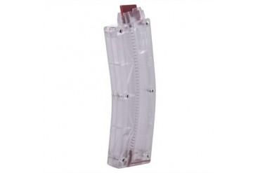 Cmmg Ar-15 .22 Lr Conversion Kit 26-Round Magazine For .22 Lr Conversion Kit Clear