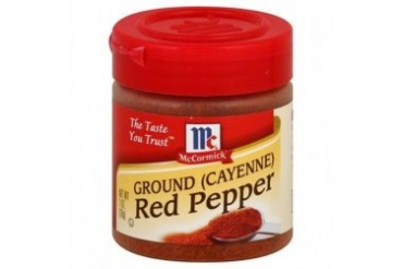 McCormick Ground Cayenne Red Pepper