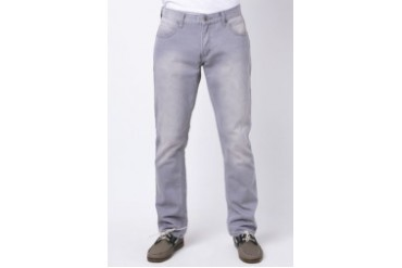 Freego JEANS WITH SCRAPE DETAIL