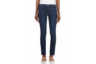 Frame Denim Blue Le High Skinny Jeans