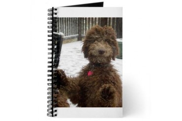 Holiday Journal by CafePress