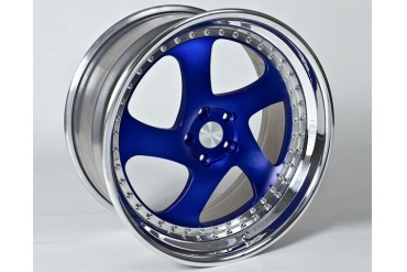 Rotiform TMB Forged 3-Piece Classic Wheel 18 Inch